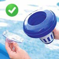 dosificador cloro piscina